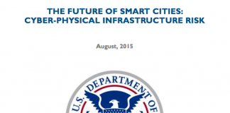The Future of Smart Cities - Cyber-Physical Infrastructure Risk