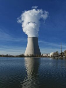 Nuclear Power Plant Cyber-Kinetic