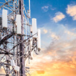 5G Cell Tower